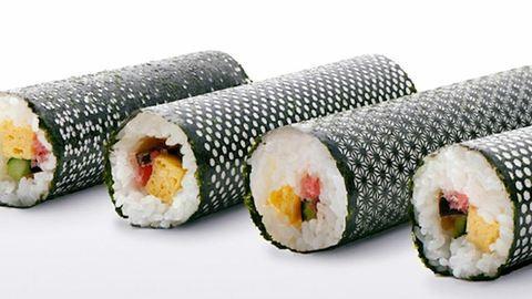 Tutira nem láttál még ennél menőbb szusit
