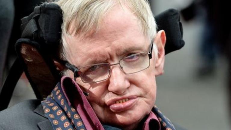 """Stephen Hawking: """"Üres lenne az univerzum a családom nélkül"""