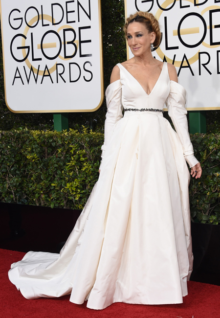 Golden Globe 2017: a leg-leg-leg ruhák