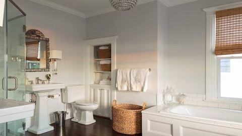 Ezek lesznek a legtrendibb fürdőszobaszínek idén