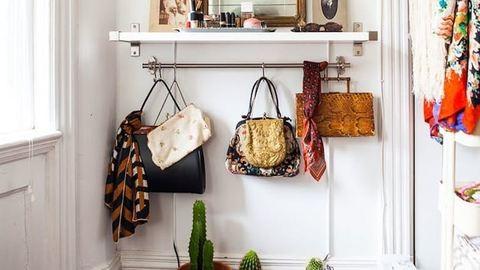 7 tuti tipp, ha nem tudod, hogy tárold a táskáidat