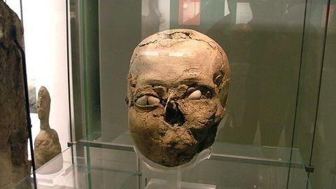 Így néz ki egy közel tízezer éves ember arca