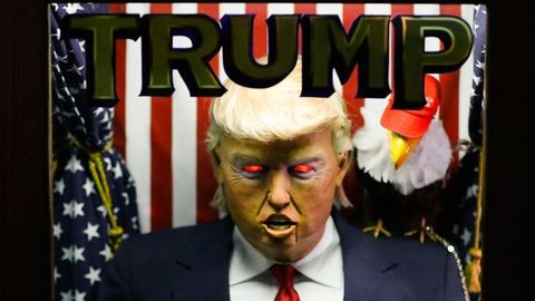 Így igazán ijesztőek Donald Trump tweetjei