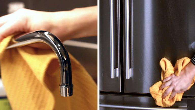Szuperhatékony házi tisztítószer, amitől minden rozsdamentes acél ragyogni fog