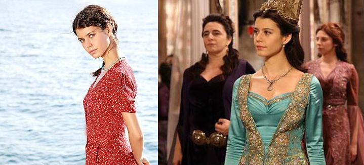 Rá sem ismersz az új sorozatban A szultánára - Beren Saat a Fatmagülben egész más