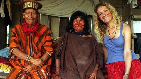 Azért jöttetek, hogy megegyétek a gyerekeinket? – Endre és Erika az indiánok földjén