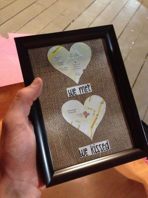 Készíts ajándékot a barátodnak házilag Valentin napra