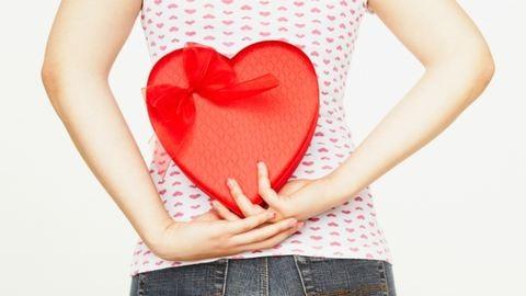 Készíts ajándékot a barátodnak házilag Valentin-napra