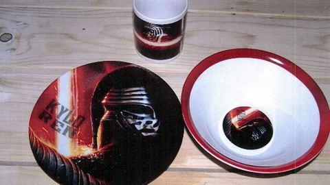Ne egyél ilyen tányérból, mert mérgező