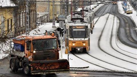 Így fogadta Hosszú Katinka a havazást