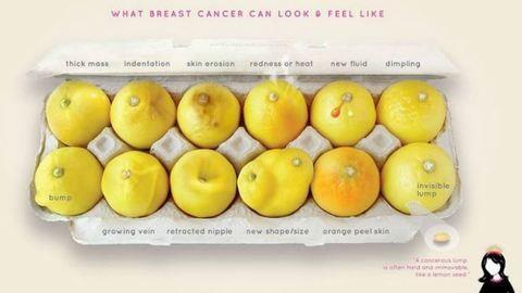 Egy fotó, ami után garantáltan tudni fogod a mellrák tüneteit