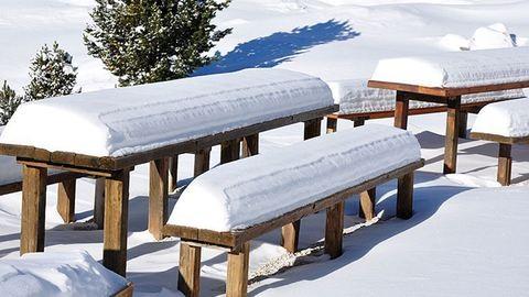 Húsz centi havat hozhat a hétvége