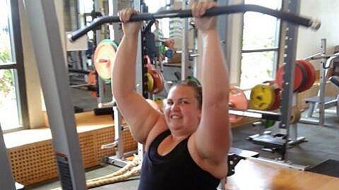 Fogyott 66 kilót, hogy a gyerekeinek jó példát mutasson