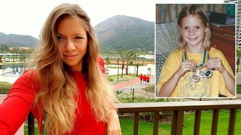 Kapás Boglárka: az anyukája tornásznak szánta, végül úszóbajnok lett
