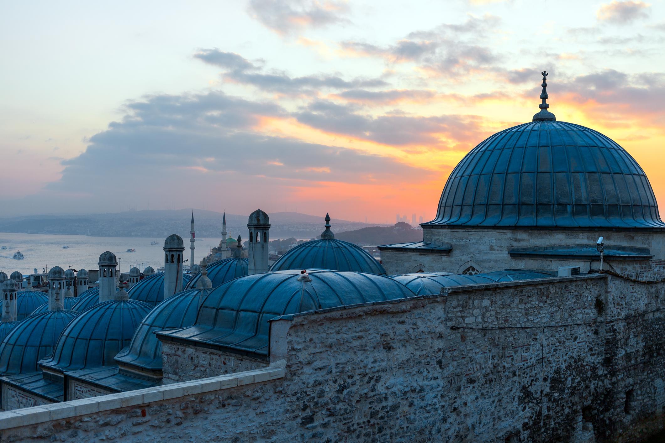 Káprázatos törökfürdők: itt tényleg a paradicsomban érezheted magad
