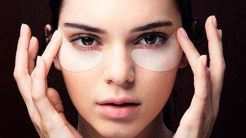 Ápolás luxus kivitelben - szemkönyékápoló maszk újdonság