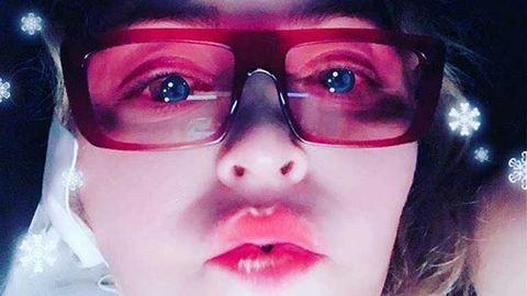 Madonna szeméremdombot posztolt
