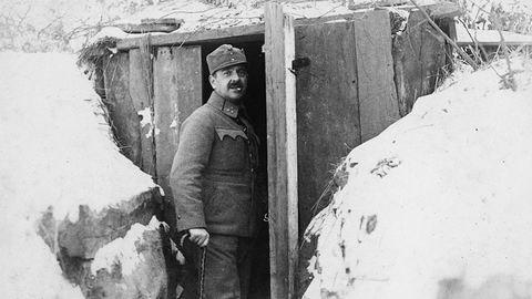 Pokoli volt a tél a fronton – 98 éve kezdődtek el a versailles-i béketárgyalások