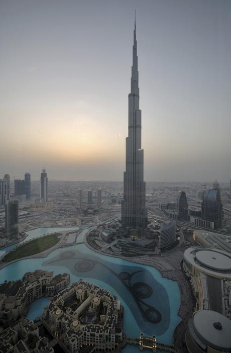 Magasan a legjobbak - A világ legkülönlegesebb felhőkarcolói