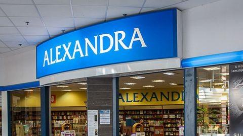 Bezárt még egy Alexandra könyvesbolt