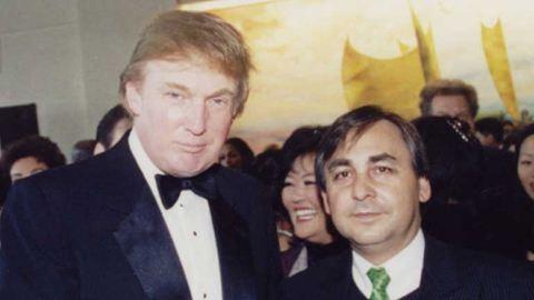 Donald Trump személyesen tüntette ki Fásy Ádámot