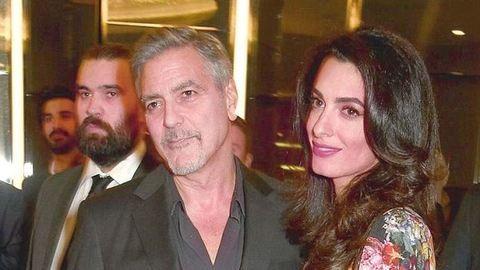 Ikreket vár a Clooney család?