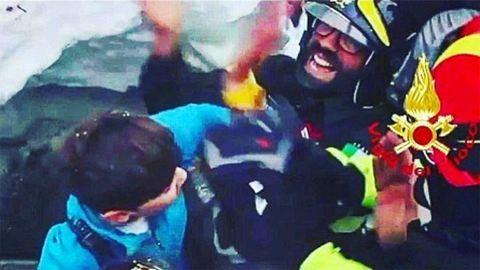 Olasz lavinabaleset: újabb három gyermeket találtak életben