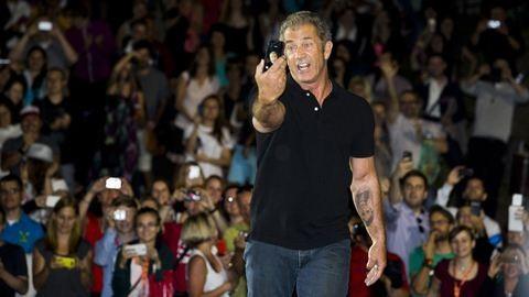Mel Gibson nem áll le: megszületett 9. gyermeke