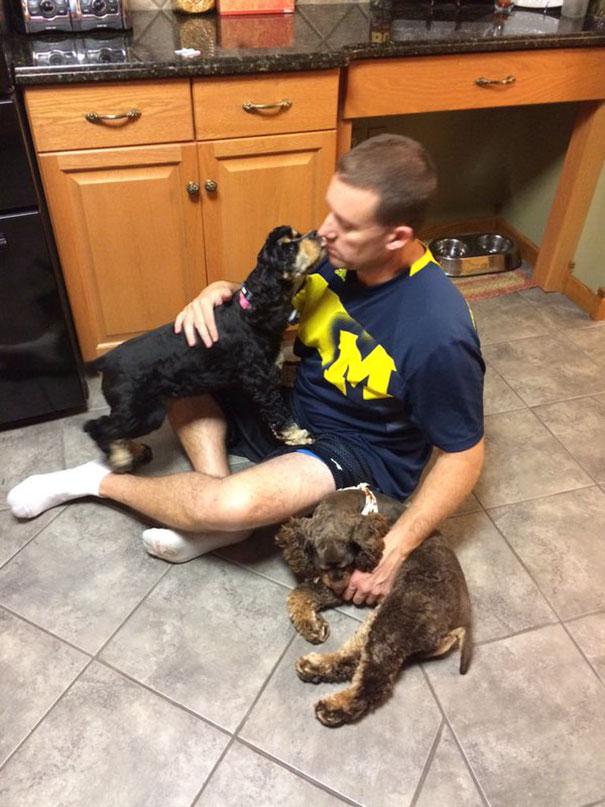 10 apuka, aki megmondta, hogy ebbe a házba nem hozol kutyát