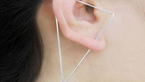 Egyedi és izgalmas minimalista fülbevalók