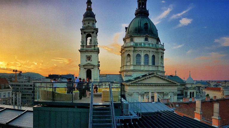 Forrás: Aria Hotel Budapest