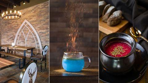Varázslatos Harry Potter-étterem nyílt Szingapúrban