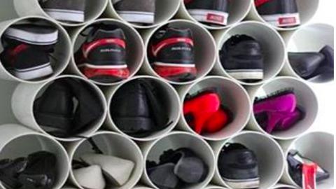 10 praktikus cipőtárolási ötlet, ami a te életed is megkönnyíti