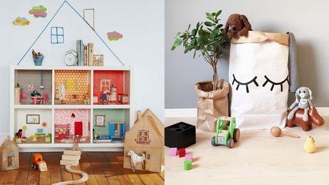 Így rendszerezd a játékokat a gyerekszobában