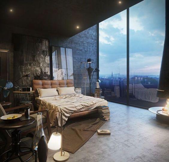 Loft lak sok modern st lusban nlcaf for Cg home designs