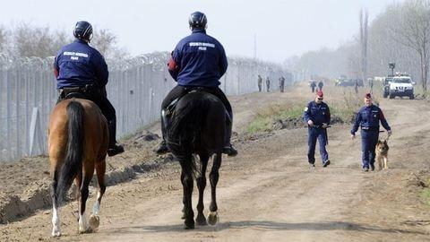Megvan, mi okozta a határvadászok tömeges rosszullétét