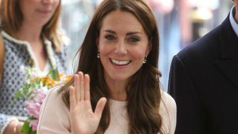 Kellemetlen ruhabalesetbe keveredett Katalin hercegnő