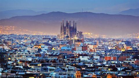 Kiszorulnak a szállodák Barcelona fővárosából