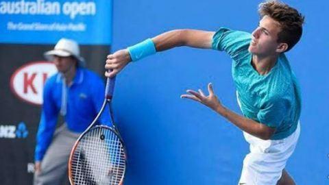 Óriási magyar siker: 17 éves magyar fiú nyerte az Australian Opent