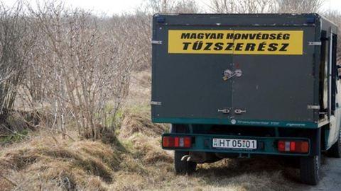 Magyar bomba okoz riadalmat Budán