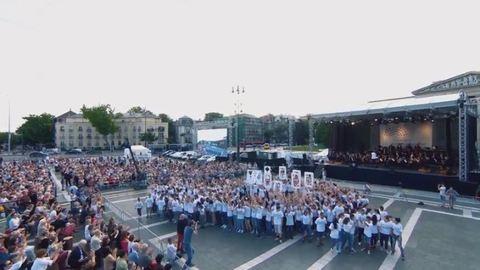 Hátrányos helyzetű gyerekekkel ad ingyenes koncertet a BFZ