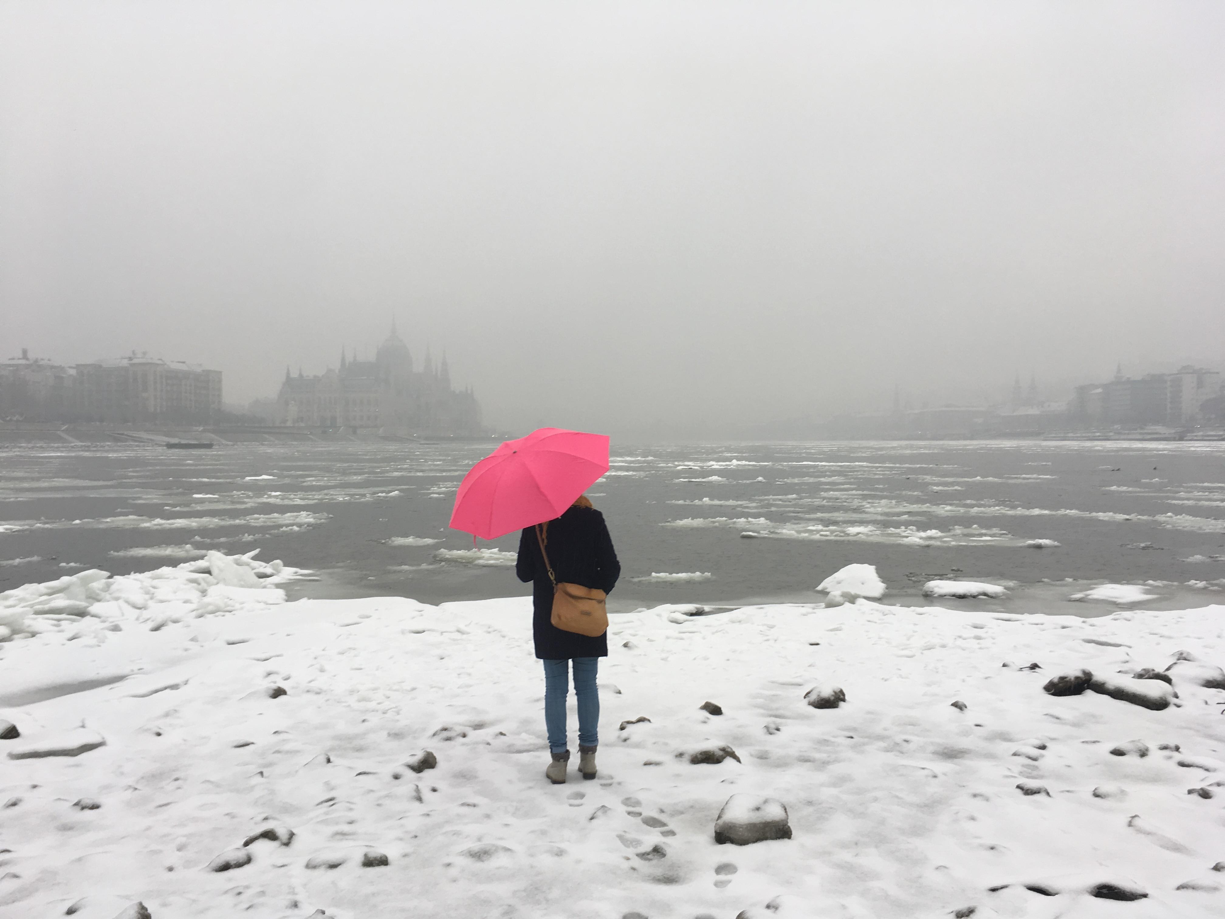 Ezekért a Duna-parti képekért őrül meg most Budapest