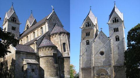 Bemutatjuk Magyarország középkori építészetének egyik legszebb alkotását – a lébényi templom