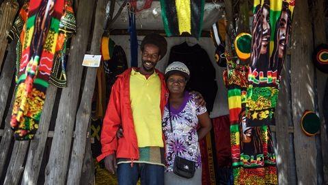 Otthonra leltek: így él a raszta közösség Etiópiában