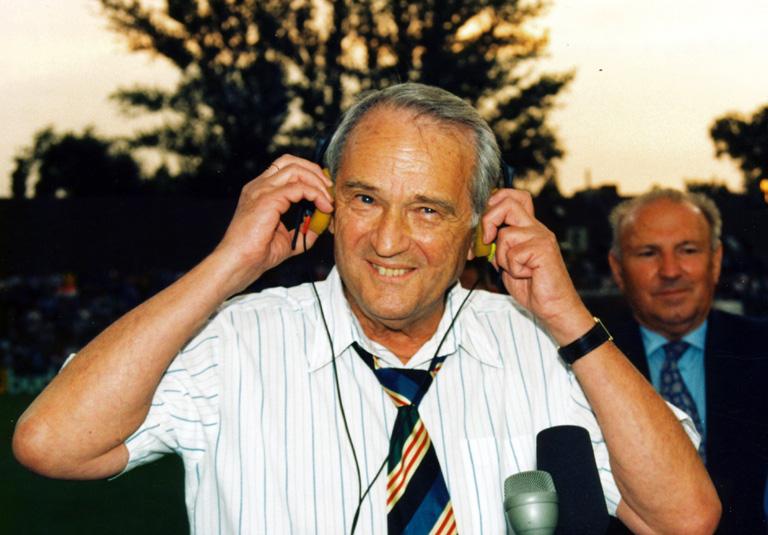 Szepesi György (Fotó: Gordon Eszter)