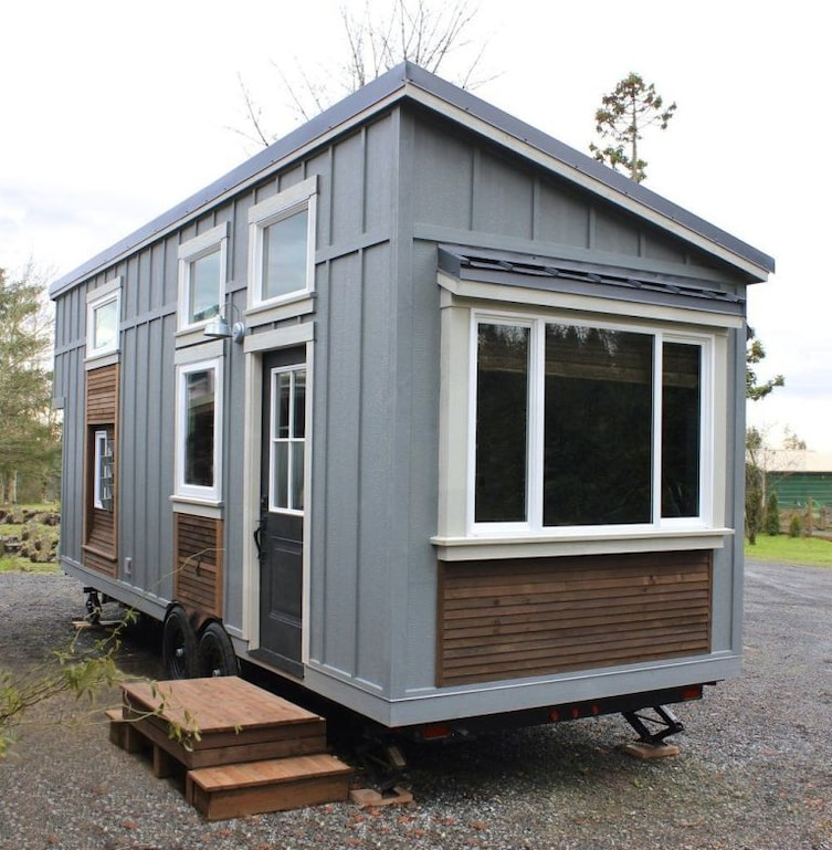 Ebbe az elképesztően stílusos miniházba bármikor beköltöznénk!