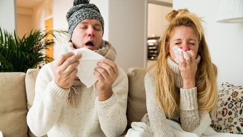 Még többen kaphatnak influenzát a februári tavaszban