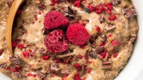 Egész estés, csokis quinoakása reggelire, ha a zabot már unod