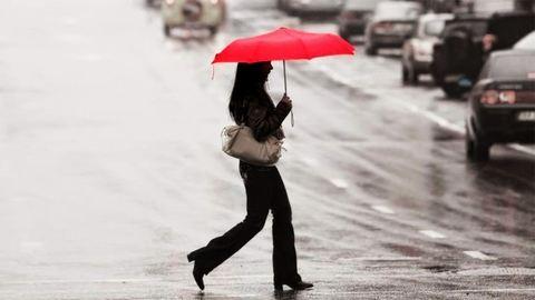 Eláztatja a hétvégét az eső