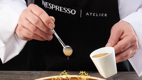 Kávé ihlette Michelin-csillagos gasztroélmények a Nespresso Atelier 4 napján